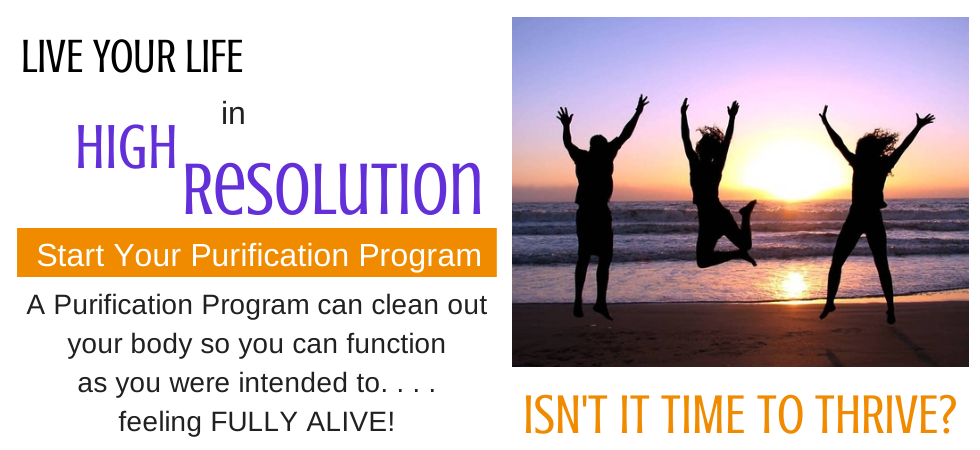 Purification Program Slider