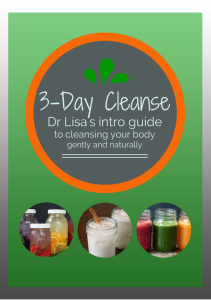3-day cleanse detox weight loss free ebook dr lisa giusiana
